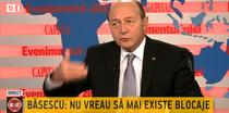 Traian Basescu la EVZ
