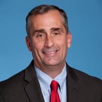 Brian Krzanich, CEO Intel