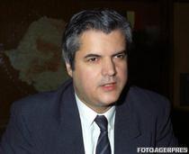 Adrian Nastase ca Ministru de externe, in 1990