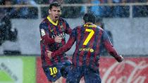 Messi, peste Raul in LC