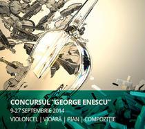 "Concursul International ""George Enescu"""