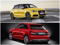 Audi S1 Sportback si Audi S1