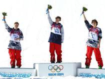 Medaliatii la ski slopestyle
