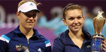 Simona Halep a castigat turneul de la Doha