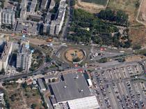 Zona parcare de tip Park&Ride Pantelimon