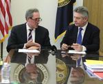 Michael Froman si Karel de Gucht au discutat la Washington privind TTIP