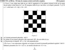 Subiecte Simulare Matematica - clasa a VIII-a