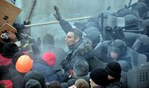 Vitali Kilitschko in mijlocul violentelor