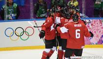 Canada, campioana olimpica