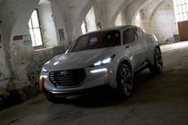 Hyundai Intrado Concept