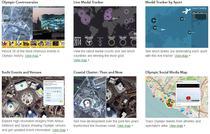 Hartile interactive ale Olimpiadei de la Soci