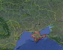 Peninsula Crimeea