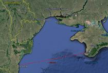 De la Sevastopol la Constanta
