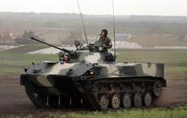 Vehicul blindat BMD- 3 din cadrul Trupelor Aeroportate Ruse