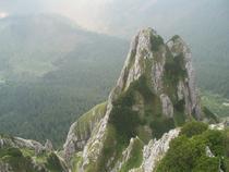 In muntii Piatra Craiului