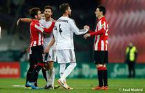 Real Madrid, remiza la Bilbao