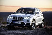 BMW X3 Facelift 2014
