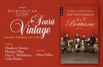 Din viata familiei Ion C. Bratianu - de Sabina Cantacuzino