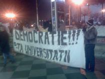 Proteste in Capitala (8 februarie)
