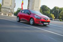 Test Drive cu Renault Clio IV