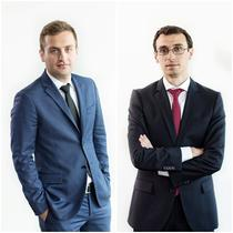 Silviu Vasile, Catalin Suliman