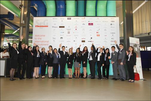 International Recruitment Forum, Cesar Ritz