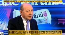 Traian Basescu, la Adevarul Live