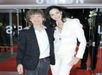 Mick Jagger si L'Wren Scott