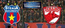 Steaua vs Dinamo in Cupa Romaniei