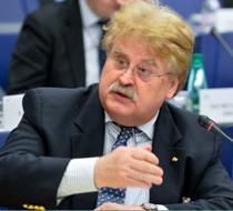 Elmar Brok, presedintele Comisiei pentru Politica Externa a PE