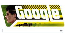 Logo dedicat lui Senna
