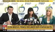 Eugen Tomac, Elena Basescu si Elena Udrea