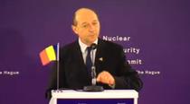 Traian Basescu, la Haga