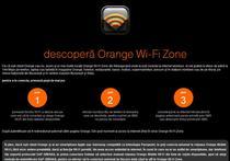 Cum te poti conecta gratuit la internet in hotspot-urile Wi-Fi Orange
