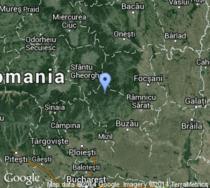 Cutremur in zona Vrancea