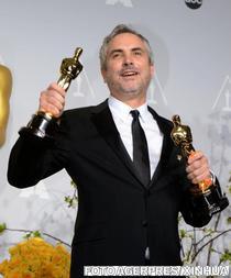 Alfonso Cuaron, Oscar pentru Gravity