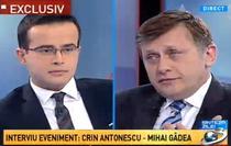 Crin Antonescu la Sinteza zilei