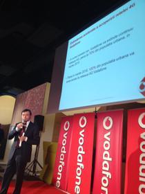 Vodafone promite acoperire integrala 4G in toate orasele pana in martie 2016