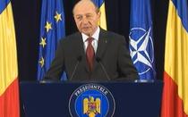 Traian Basescu, conferinta de presa la Palatul Cotroceni