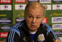 Alejandro Sabella, antrenorul nationalei de fotbal a Argentinei
