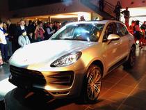 Lansare Porsche Macan in Romania