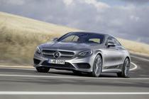 Mercedes-Benz Clasa S Coupe