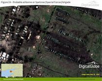 Posibila brigada de trupe aeropurtate sau de forte speciale rusesti la Yeysk