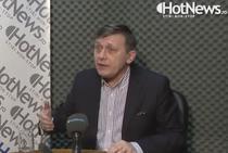 Crin Antonescu in studioul HotNews