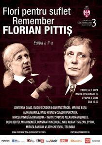 Afis Remember Florian Pittis