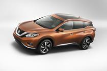 Noul Nissan Murano