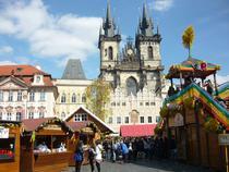 Piata in Praga
