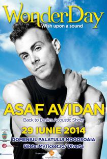 Asaf Avidan - Wonder Day