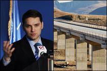 Dan Sova si infrastructura din Romania