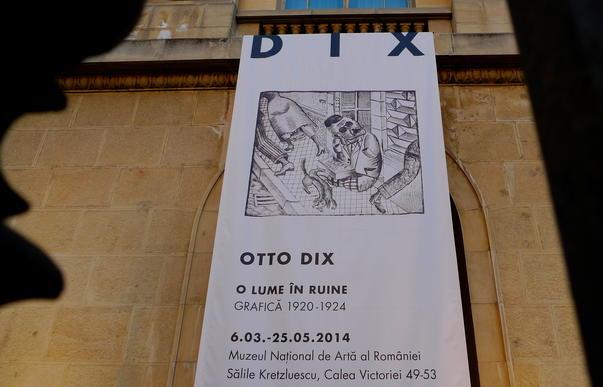 Otto Dix- O lume in ruine (2)